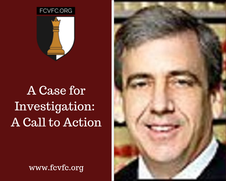 A Case for Investigation: A Call to Action