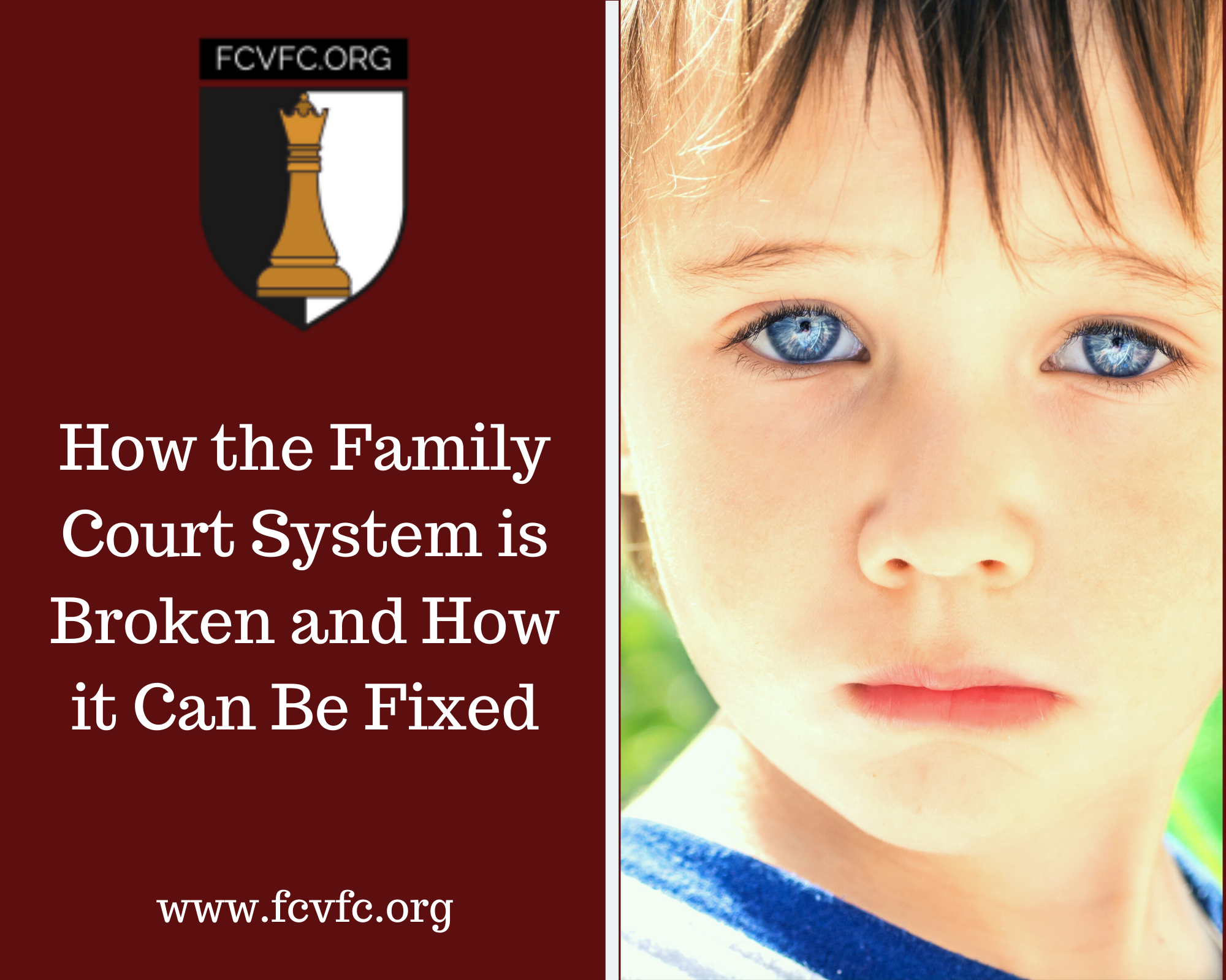 How the Family Court System is Broken and How it Can Be Fixed